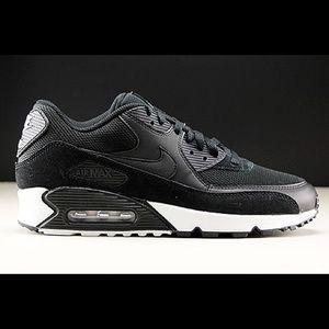 Nike Air Max 90 men's black 10.5
